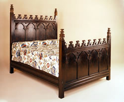 Reproductions beds and bedroom furniture for Reproduction bedroom furniture