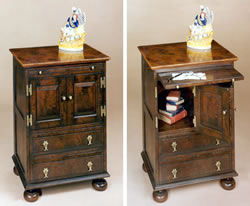 OCD4 Enclosed Bedside Cabinets