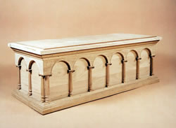 OCD14 Blanket Chest – Arcaded Design