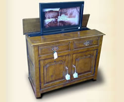OCV9 TV Cabinet with TV Lift Mechanism