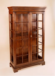 OS3 Glazed Bookcase