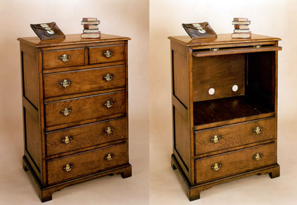 OCV4 TV Chest of Drawers Cabinet