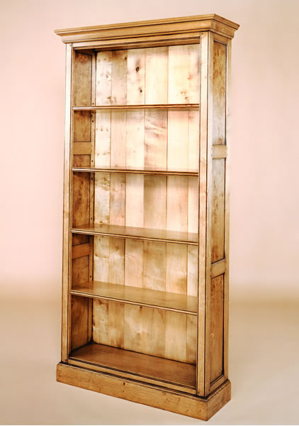 OS6 Tall Open Bookcase